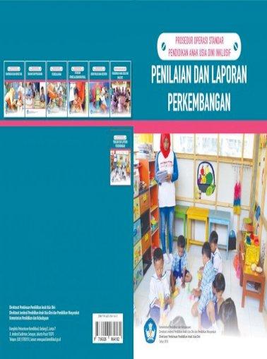 Penilaian Perkembangan Anak Okbgt Prosedur Operasi Standar Pendidikan Anak Usia Dini Inklusif Penilaian Pdf Document