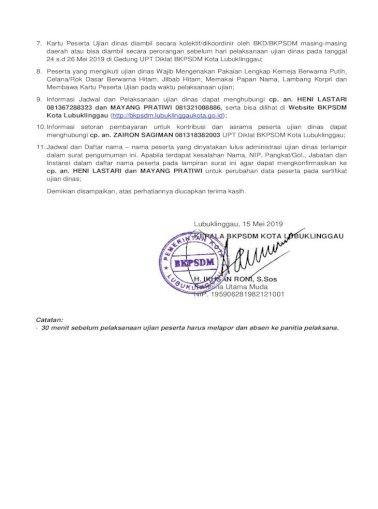 Pengumuman Info Alamat Jalan Pembangunan Kelurahan Pelita Jaya Kecamatan Lubuklinggau Barat Ii Kota Pdf Document