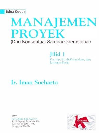 Manajemen proyek & konstruksi jilid 1 pdf