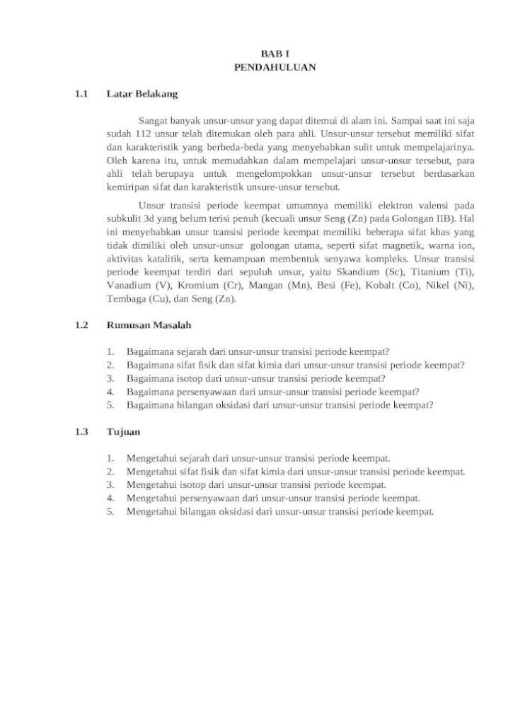 Kel 4 B Gol Transisi Periode 1 Konsep Docx Document