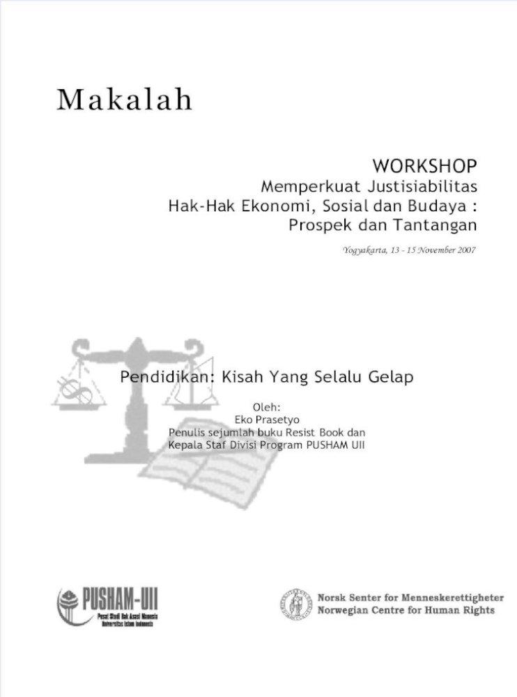 Contoh Makalah Pdf 1 Pdf Document