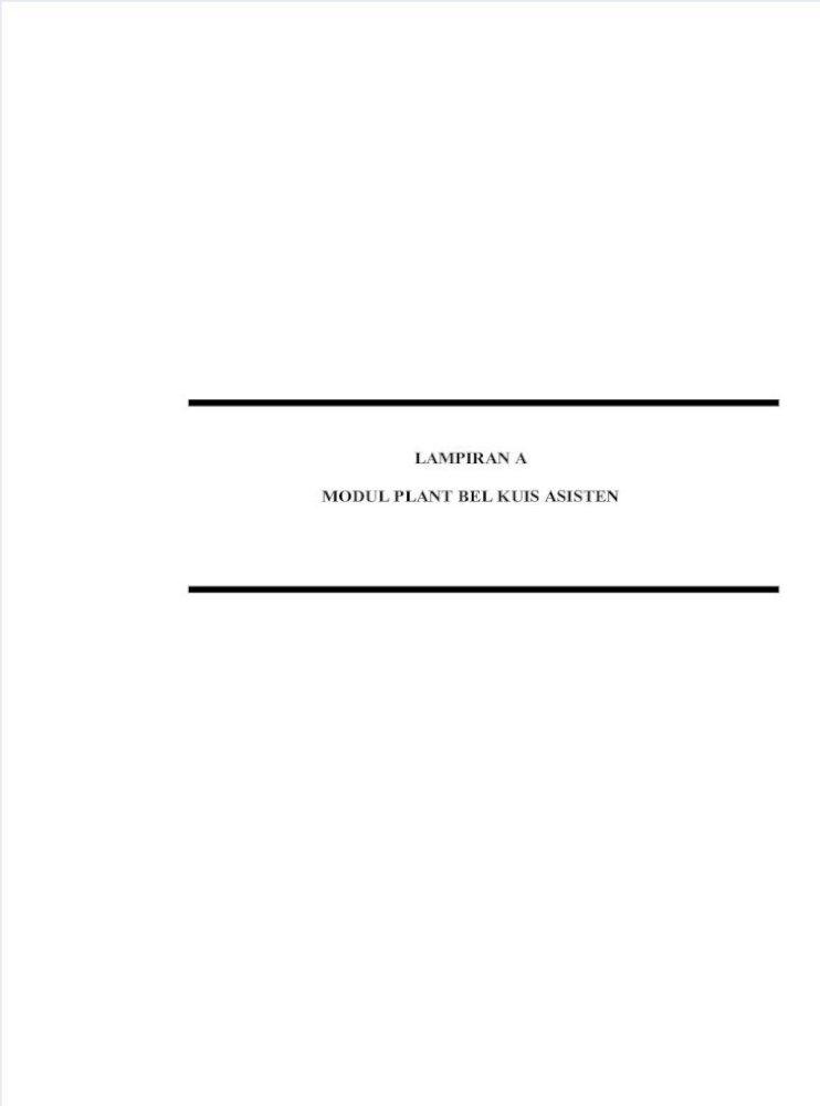 Modul Bel Kuis Instruktur Bener2 Pdf Document