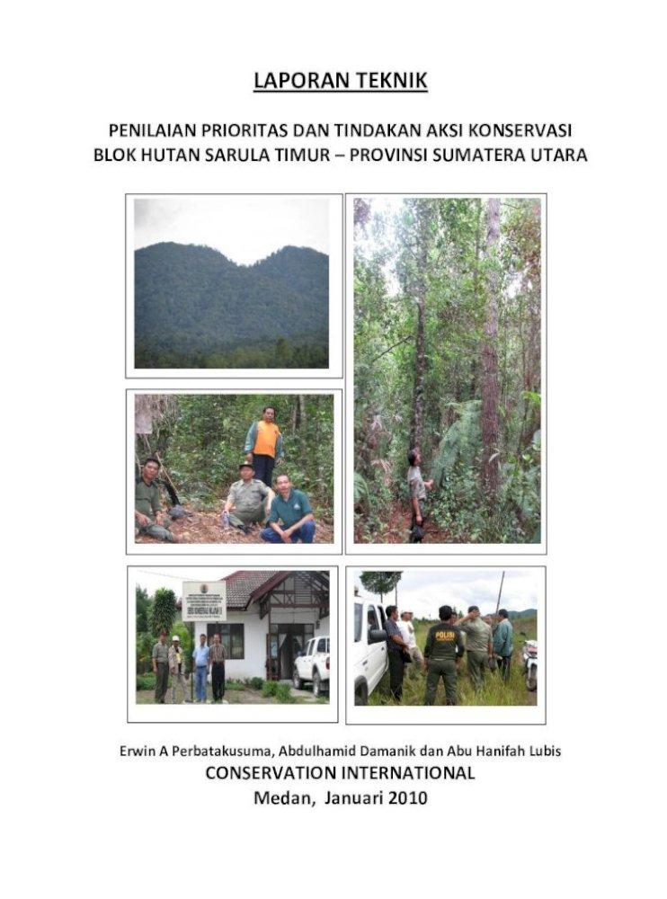 timur strategi keanekaragaman hayati regional belanda