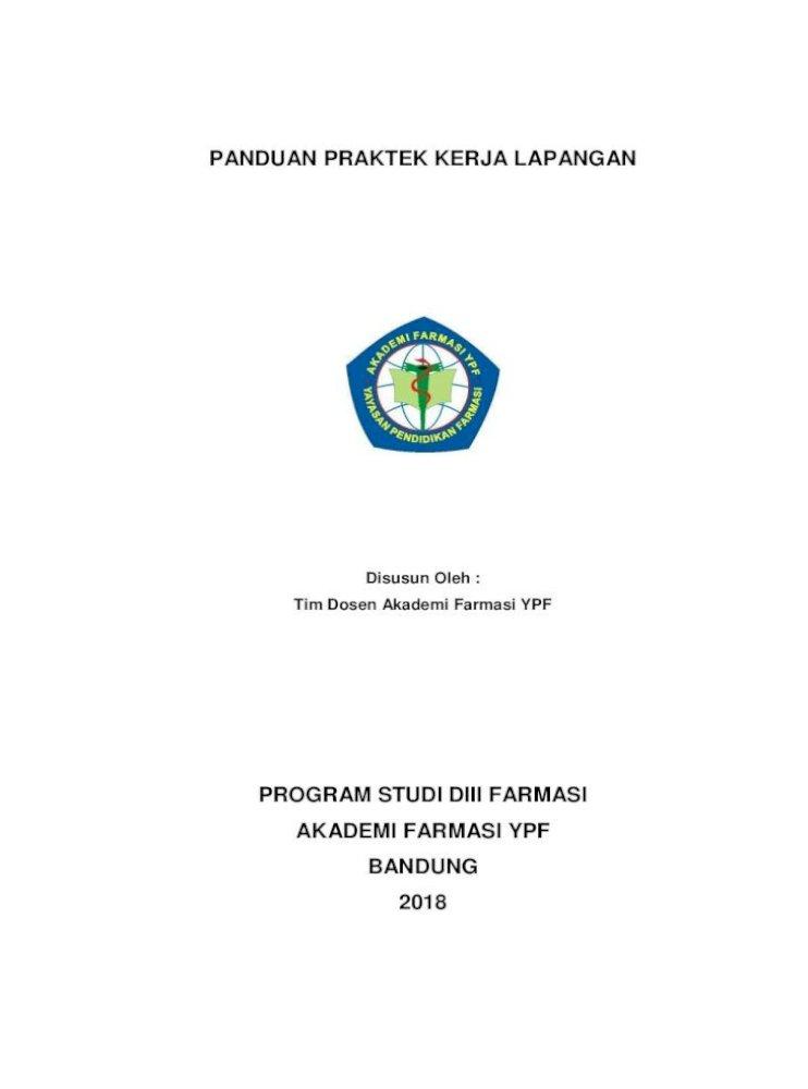 Program Studi Diii Farmasi Akademi Akademifarmasi Ypf Ac Id Wp