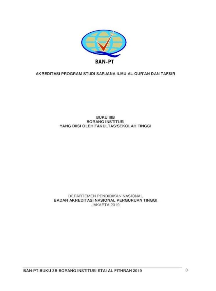 Ban Pt C Melaksanakan Survey 4 Tahun Sekali Oleh Bagian Audit Lembaga Penjamin Mutu Internal D Pdf Document