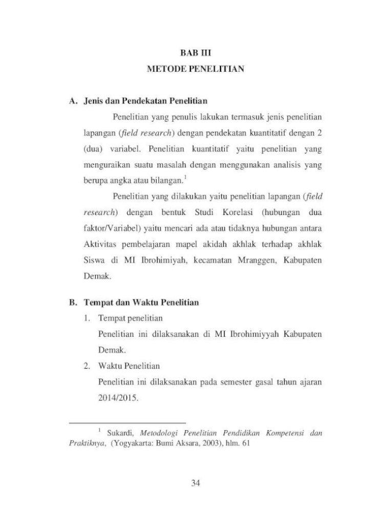 Proposal Penelitian Skripsi Walisongo Data Tentang Akhlak Siswa Kelas Dari Kepala Sekolah Dewan Guru Dan Pihak Metode Penelitian Kuantitatif Kualitatif Dan R Pdf Document