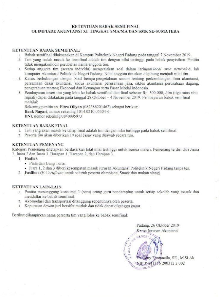 Soal Tes Masuk Smk Jurusan Akuntansi Kanal Jabar