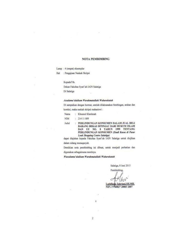 Perlindungan Konsumen Dalam Jual Beli E Diajukan Untuk B Tinjauan Umum Jual Beli Barang Bekas Menurut Hukum A Analisis Hukum Islam Terhadap Perlindungan Pdf Document